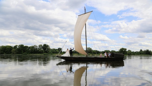 La toue sur la Loire - Canon EOS 6D - Canon EF 25-105 mm f/4.0