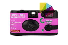 Gloire et déboire des appareils photosjetables