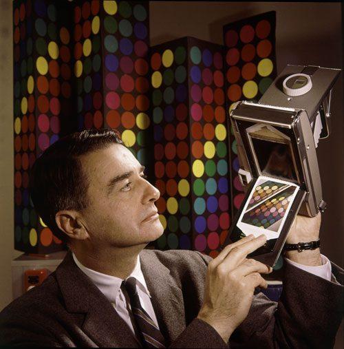 L'histoire de Polaroid : Edwin H. Land#1