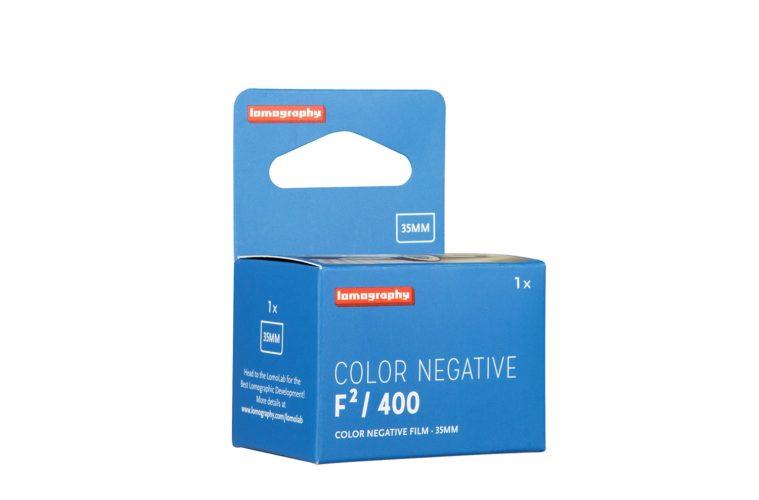 Pellicule négative LomographyF²/400