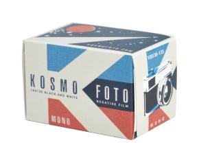 Pellicule négative Kosmo Foto Mono 100 35mm
