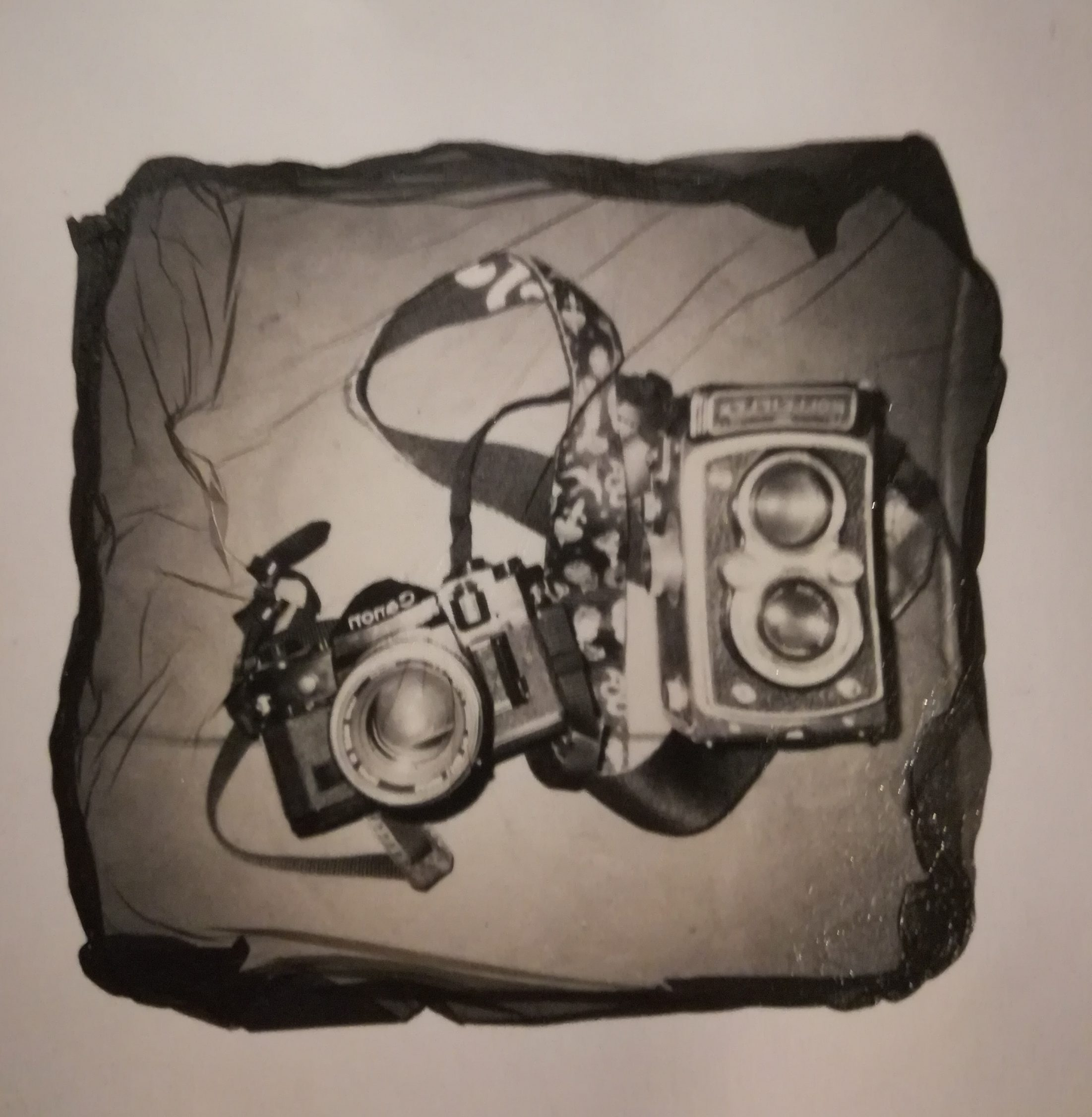 Transfert de photos Polaroid sur support   Analog You ed5c016dca8b