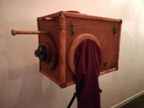 Mon afghan box ou kamra-e-faoree ou cameraminutera