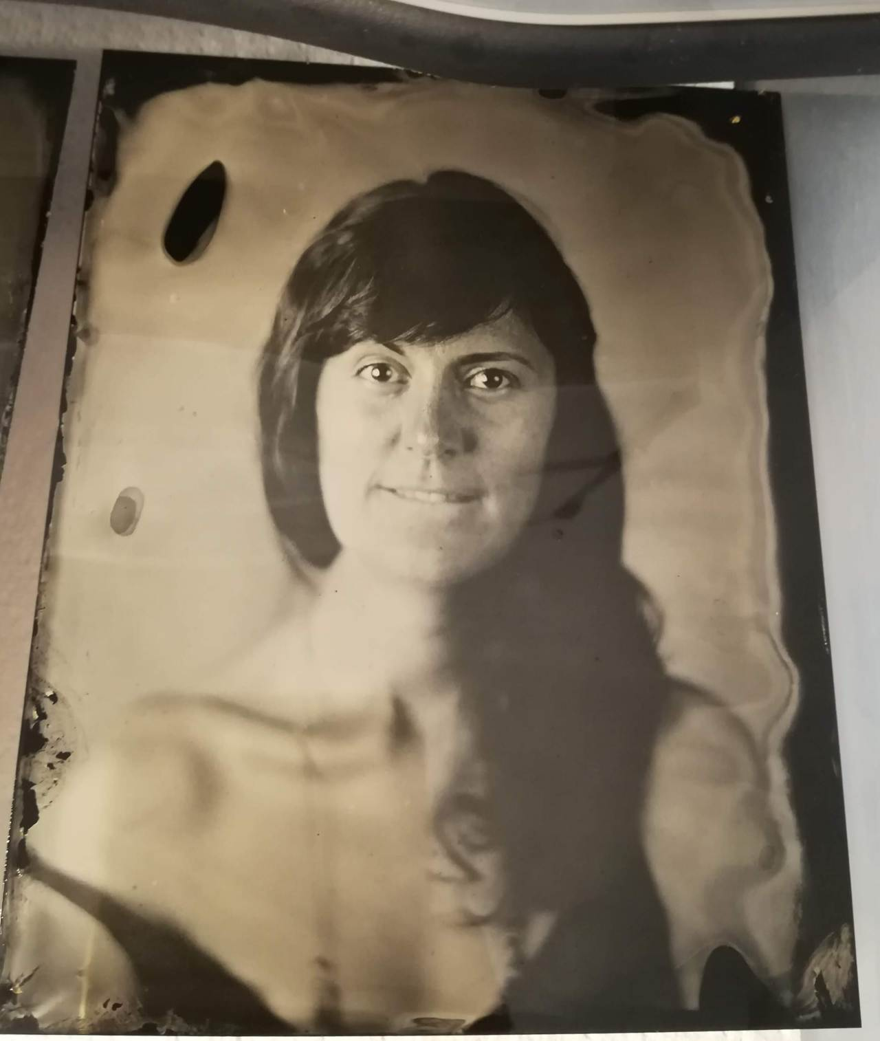 Collodion humide au Studio Ambrotype & Co.