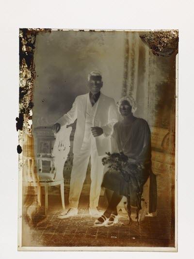L'histoire des supports photographiques en nitrate decellulose